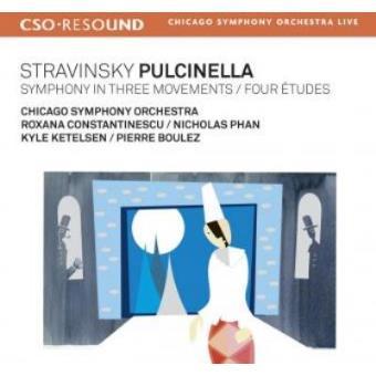 Pulcinella/symphony In 3