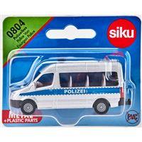 Carrinha da Policia - Siku