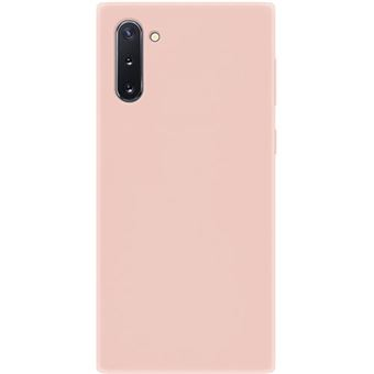 Capa 4-OK Slim Colors para Samsung Galaxy Note10 - Rosa