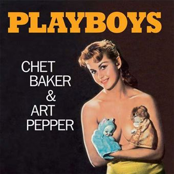 Playboys - LP Orange Vinyl