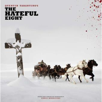 BSO Quentin Tarantino's The Hateful Eight (180g) (2LP)