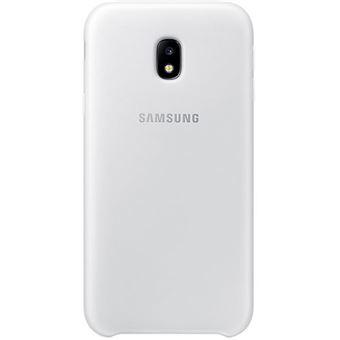 Capa Samsung Dual Layer para Galaxy J3 2017 - Branco