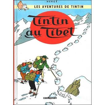 Les Aventures de Tintin - Livre 20: Tintin au Tibet