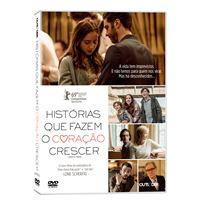 Histórias Que Fazem O Coração Crescer - DVD