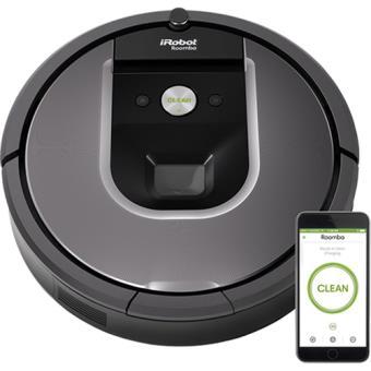 Aspirador Robot iRobot Roomba 960