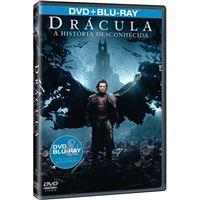 Drácula: A História Desconhecida - Blu-ray + DVD