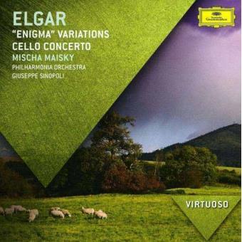 Elgar | Cello Concerto & Enigma Variations