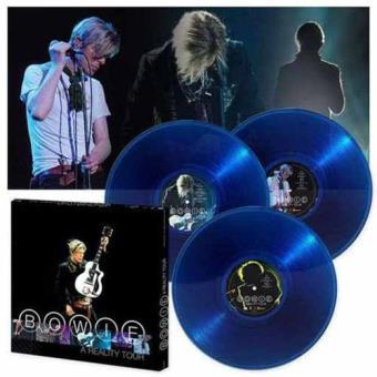A Reality Tour (180g) (Limited Edition Box Set) (Translucent Blue Vinyl) (3LP)