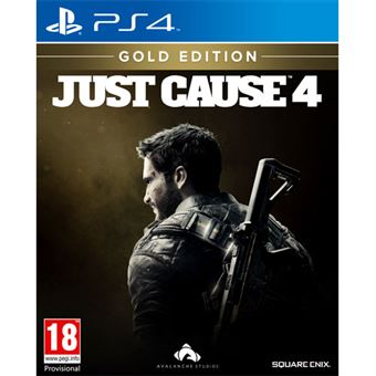 Just Cause 4 - Gold Edition - PS4