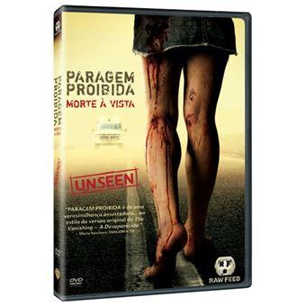 Raw Feed - Paragem Proibida - DVD