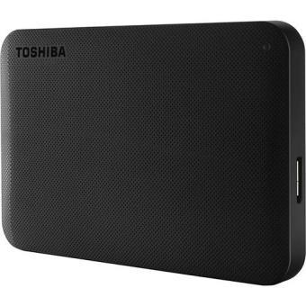 Toshiba Disco Externo Canvio Ready 1TB - 2,5'' (Preto)
