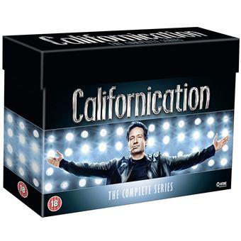 CALIFORNICATION COMPLETE (17DVD) (I