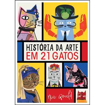 História da Arte em 21 Gatos