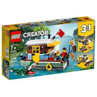 LEGO Creator 31093 Casa Flutuante à Beira-Rio