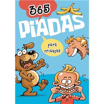 365 Piadas para Crianças