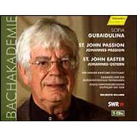 St. John Passion/st. John