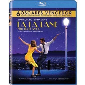 La La Land: Melodia de Amor (Blu-ray)