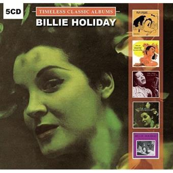 Timeless Classic Albums: Billie Holiday - 5CD