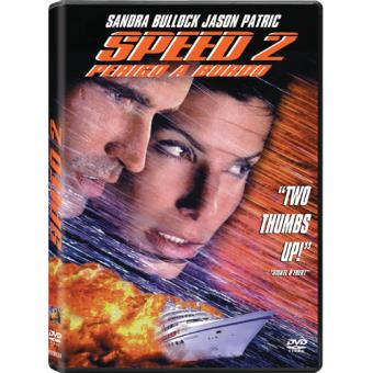 Speed 2: Perigo a Bordo - DVD