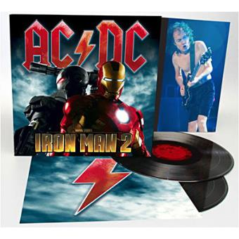 BSO Iron Man 2 (2LP)