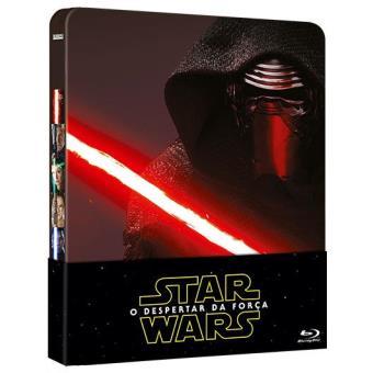 Star Wars: O Despertar da Força - Caixa Metálica (2 Blu-ray's)