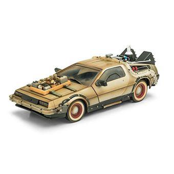 Back to the Future: Model Rail Ready DeLorean