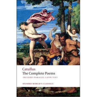 The Complete Poems of Catullus