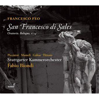 Feo: San Francesco di Sales - 2CD