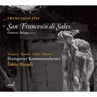 Feo: San Francesco di Sales - 2CD