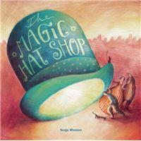 Magic hat shop