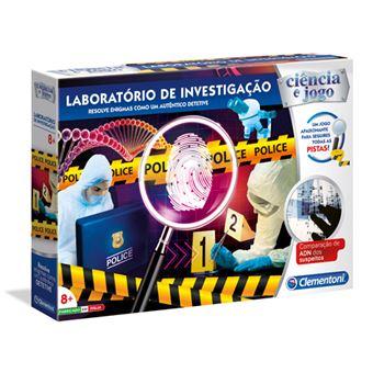 Laboratório de Investigação - Clementoni