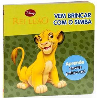 Rei Leão - Vem Brincar com o Simba