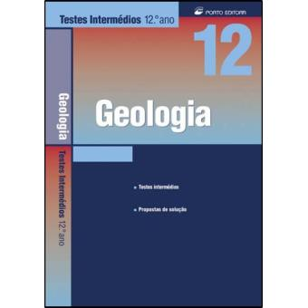 Testes Intermédios - Geologia - 12º Ano