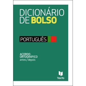 Dicionário de Bolso - Português