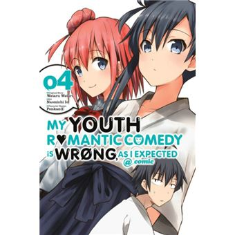My Youth Romantic Comedy Is Wrong, as I Expected