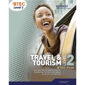 Btec level 2 first travel and touri