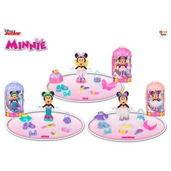 Fashion Dolls Fantasia: Minnie - IMC Toys - Envio Aleatório