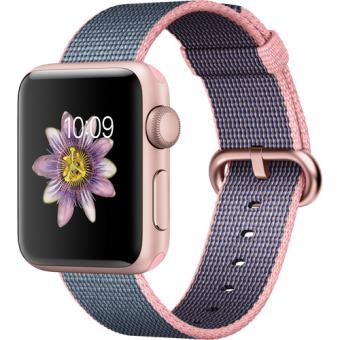 9184899bc98 Apple Watch Series 2 38mm Rosa Dourado