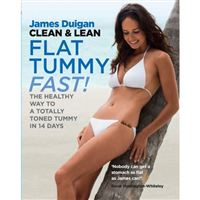 Clean and lean flat tummy fast