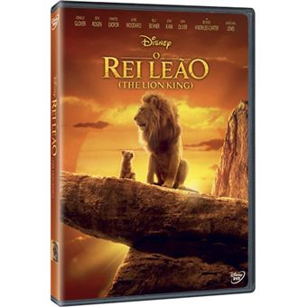 O Rei Leão - DVD