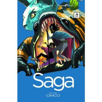 Saga - Livro 5