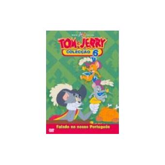 tom jerry colecção 6 tom jerry compra filmes e dvd na fnac pt