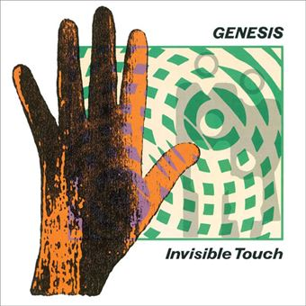 Invisible Touch - LP 12''