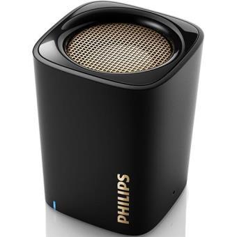 Philips Mini Coluna BT100 Preto