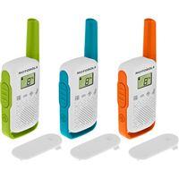 Walkie Talkie Motorola TLKR T42 - 3 uni