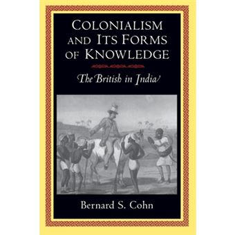Colonialism and its forms of knowle