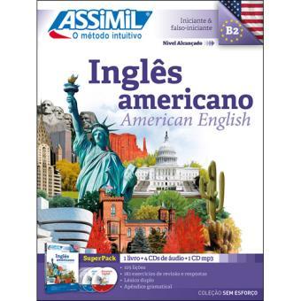Superpack Assimil - O Inglês Americano Sem Esforço