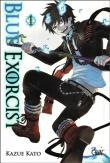 Blue Exorcist - Livro 1