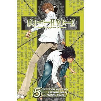 Death Note - Book 5
