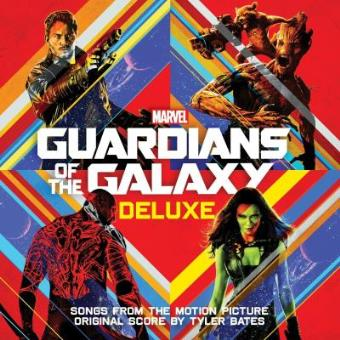 BSO Guardians of the Galaxy (Deluxe Edition 2CD)